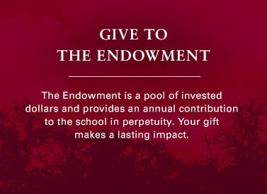 Support - Donate Now - Endowment