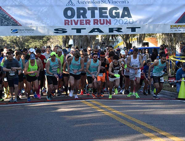 Ortega River Run